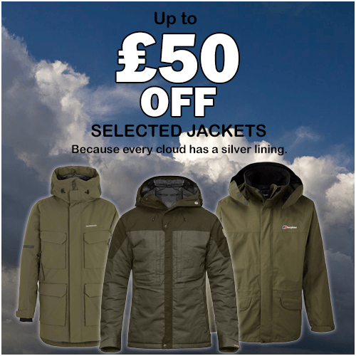 Cotswold Outdoor Winter Jackets