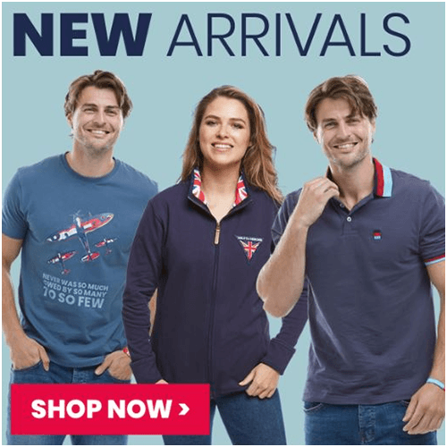 Help for Heroes New Arrivals