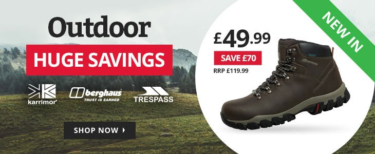 MandM Huge Outdoor Savings