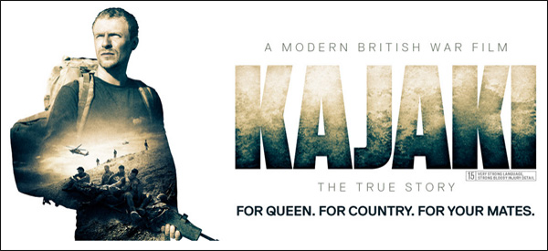 A Modern British War Film - Kajaki