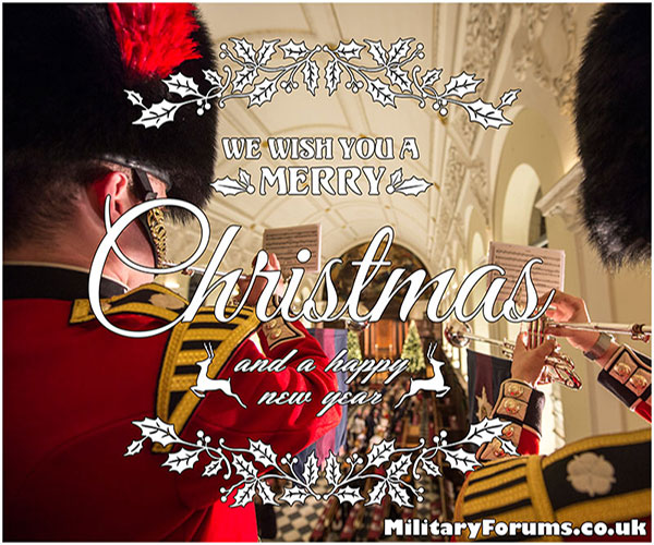 Merry Christmas from Military Forums