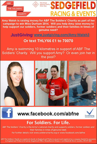 Amy Walsh ABF The Soldiers Charity