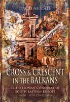 Cross and Crescent in the Balkans Sleeve Art