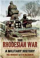 The Rhodesian War - A Military History Sleeve Art